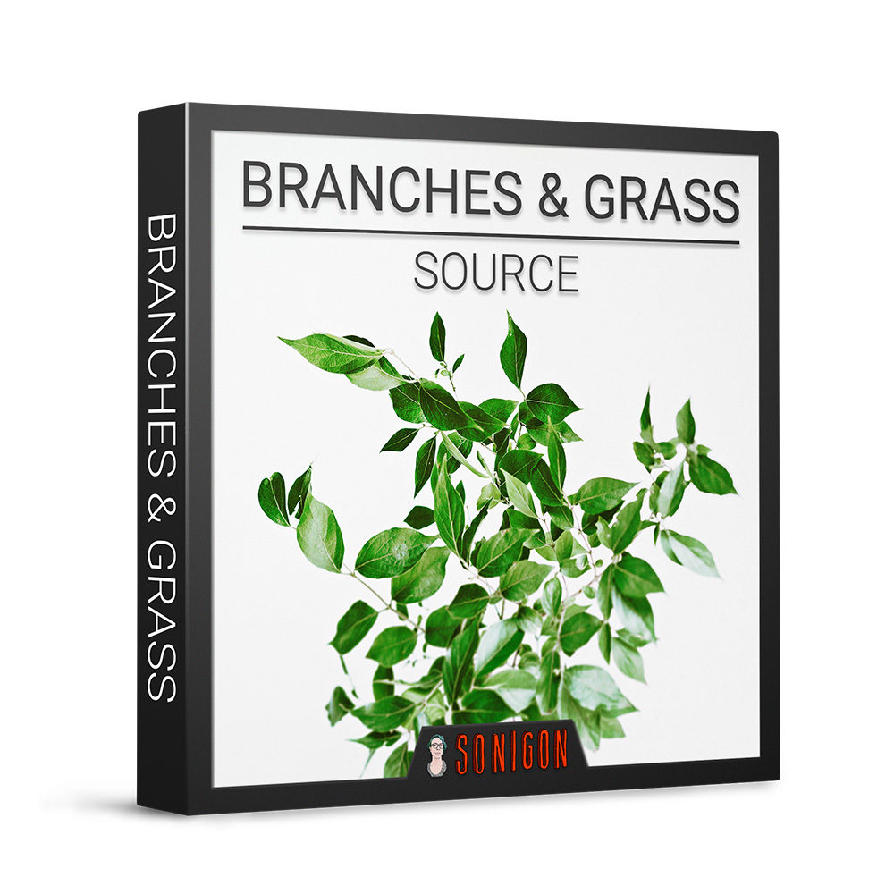 Branches & Grass Source 1k