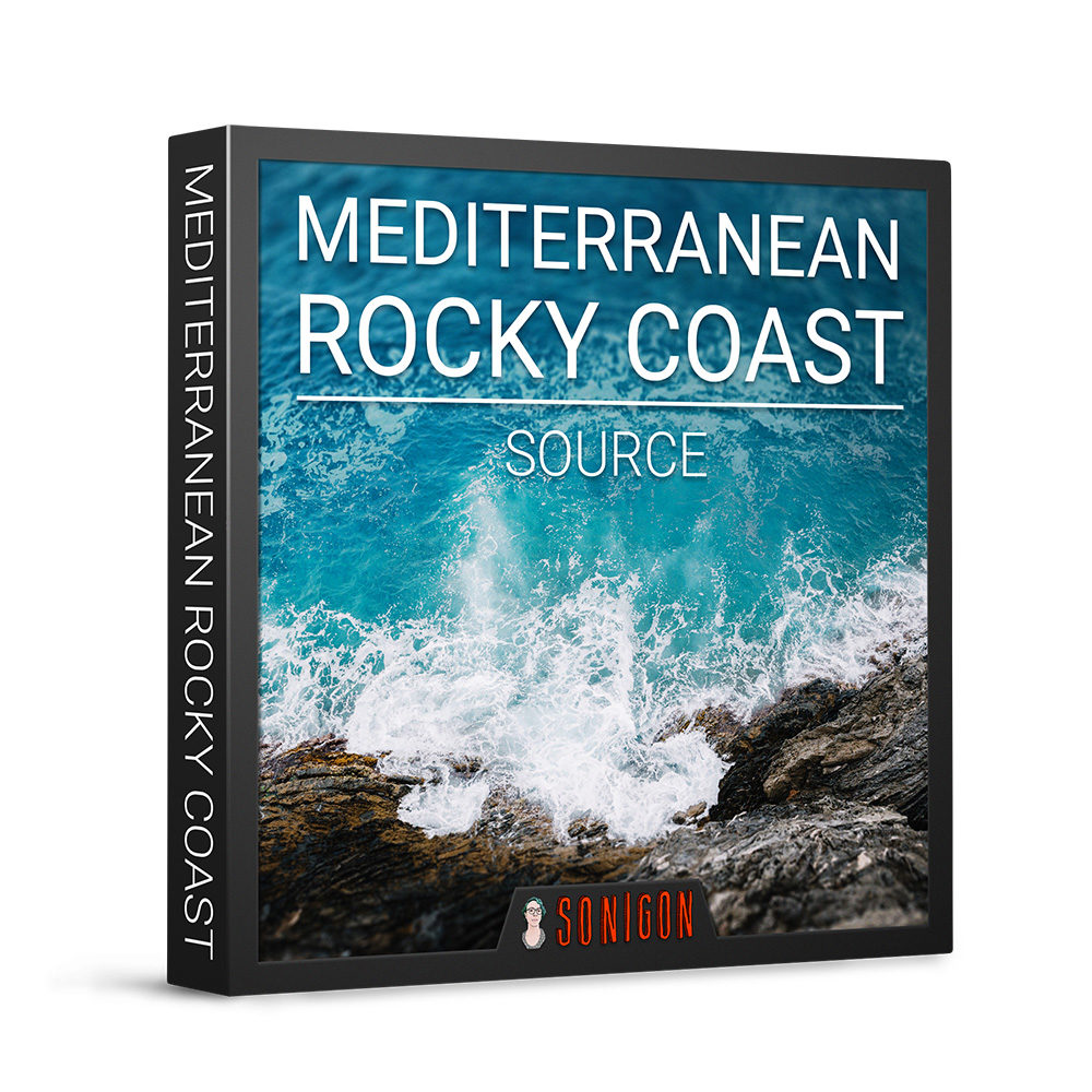 Mediterranean Rocky Coast Source 1k