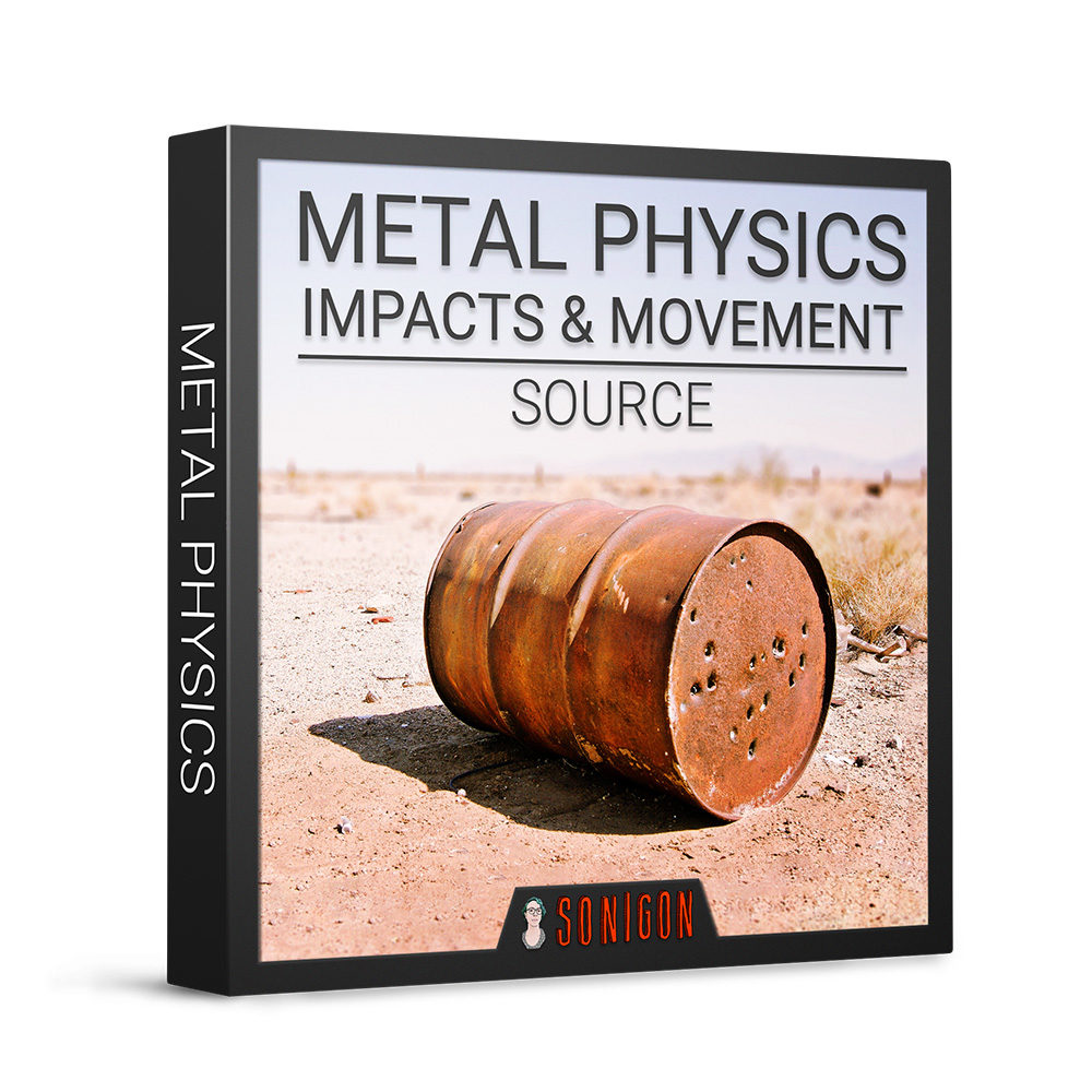 Metal Physics Impacts & Movement Source 1k